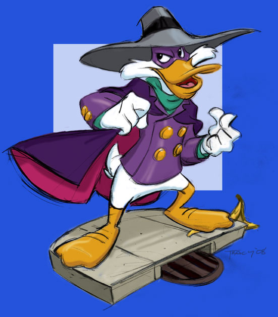 Duck Darkwing